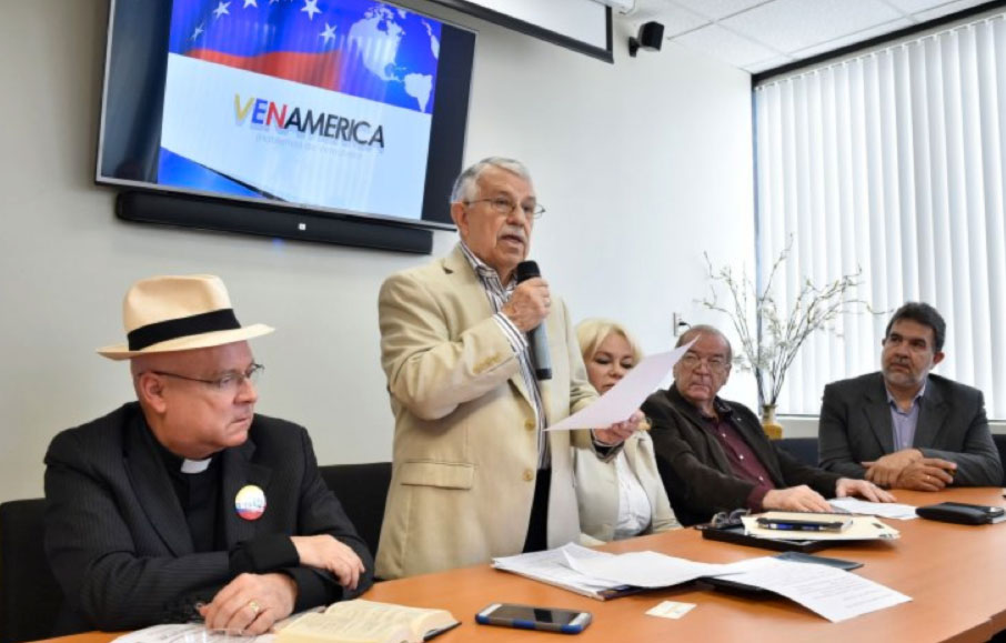 Exhortan Al Supremo Venezolano A Declarar Nulidad De La Convocatoria De Las Presidenciales